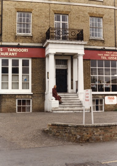 Tandoori Restaurant High Street, Chatteris-Stuart Stacey Collection