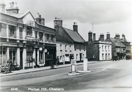 Market Hill, Chatteris