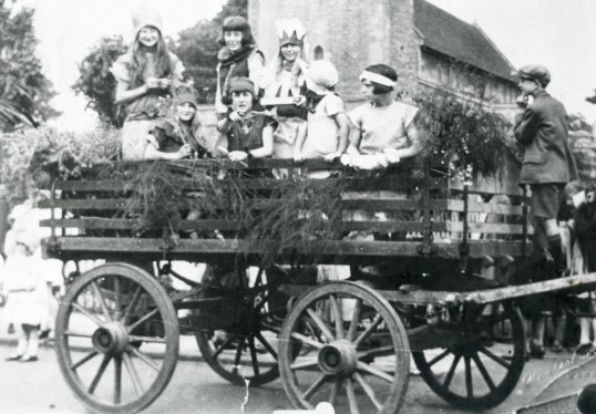 Chatteris Carnival- Stuart Stacey Collection