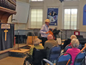 WW2 evening at Emmanuel  Church, Chatteris (1)