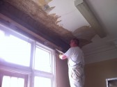 Grove House - Ornate Coving Repairs