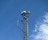Communication Masts around Chatteris