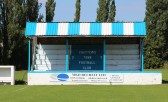 Chatteris Town Football Club Stands