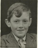 Audio; Home From Home Project interview with Alan Corby about his experiences as a boy in  WW2 Pt 1