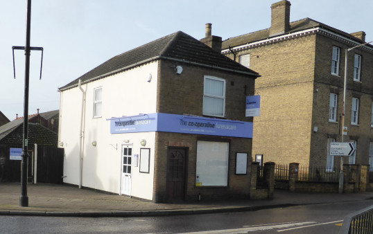 Co-operative Funeralcare, High Street, Chatteris