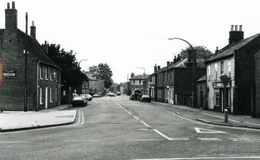 East Park Street, Chatteris.