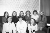 Social evening , Chatteris-Stuart Stacey Collection