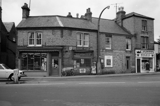Park Street Confectionery shop-Stuart Stacey Collection