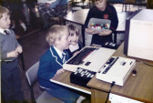 IT at Burnsfield Infants 1984