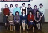 Burnsfield Infant school teachers 1983