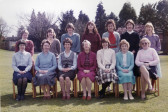 Burnsfield Infant school teachers 1984