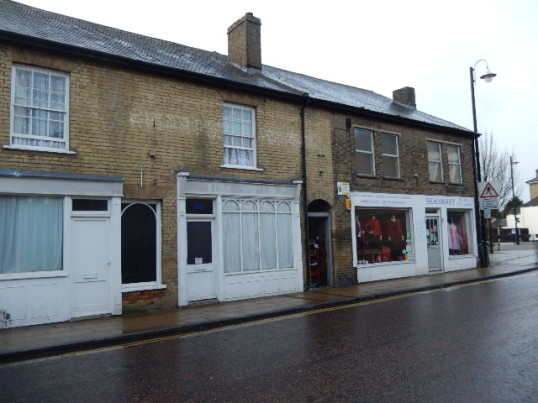 54 and 56 High Street Chatteris