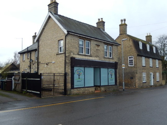 8 Station Road Chatteris. The willows Day Nursery.