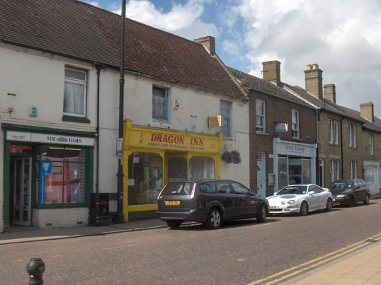 48, 50 and 52 High Street Chatteris.