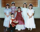 Burnsfield Infant school Rose Queen 1983