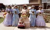 Burnsfield Infant School Rose Queen 1985