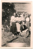 Westmoor house 1950