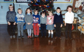 Burnsfield School - Council Painting competition winners 1986 -