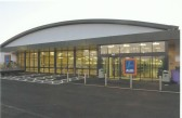Aldi Store at Bridge Street Chatteris