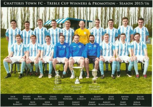 Chatteris Town Football Club 2016