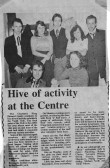 Chatteris Youth Club Press Cutting - Date unknown - Can You Help?