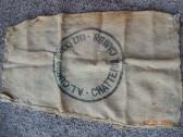 A.L Curtis(Oxon) Ltd - Hessian sack