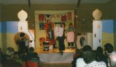 Glebelands Players perform Alladin at Glebelands School