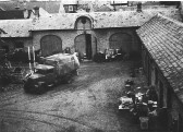 Old Auction Yard High St used for Army storage during World War 2