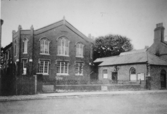 Congregational Church in East Park Street