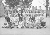 Hive End school 2nd year class photo 1957