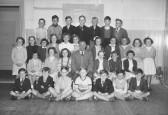 Hive end school classes 1955