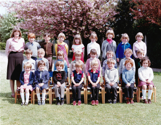 Burnsfield 1983 class photos 3
