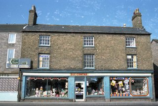 D.I.Y Centre High St Chatteris. Formerly Norman's Hardwear Irongmongery Store.