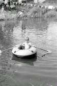 Fun on the River at Purls Bridge, Manea