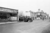Crawley's Garage on West Park St Huntingdon Rd Corner front rear views