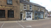 Wedding Hire Beauties shop in High Street,Chatteris