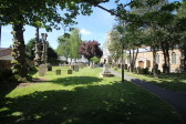 St Peter & St Pauls Church yard and surrounding grounds