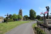 St Peter & St Pauls Church yard and surrounding grounds