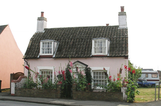 Bridge Street Hollyhock Cottage