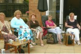 Chatteris Morning Women's Institute Garden Party