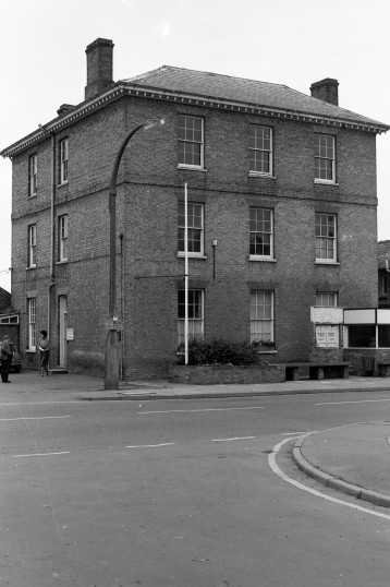 Grove House. Chatteris