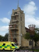 Renovation of the Church Clock