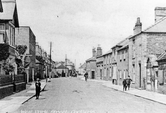West Park Street Chatteris