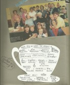 Chatteris Morning Women's Institute - A page from their scrapbook 1998