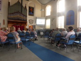 CCan presentation at Emmanuel Church, Chatteris
