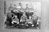 Chatteris St Peter's football team 1901