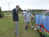 Honeysome Allotments 'Wellie Boots' Judging day