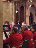 Band of the Royal Anglian Regiment at Chatteris Parish Church