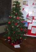 St Peters & St Pauls display Chatteris Community Christmas Trees