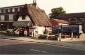 The Cottage 84A High Street when it was Grocers. Courtesy of Mr S Meadows.
